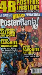 Wizard Press's Postermania!: '99 Special Issue nn