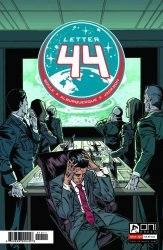 Oni Press's Letter 44 Issue # 10