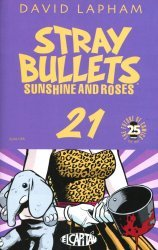 Image Comics's Stray Bullets: Sunshine and Roses Issue # 21
