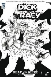 IDW Publishing's Dick Tracy: Dead or Alive Issue # 3ri