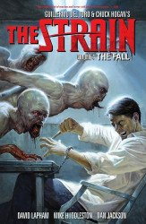 Dark Horse Comics's The Strain: The Fall TPB # 2