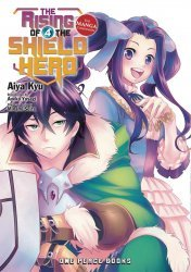 One Peace Books's The Rising of the Shield Hero: The Manga Companion Soft Cover # 4