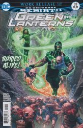 DC Comics's Green Lanterns Issue # 33