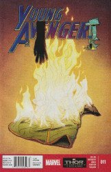 Marvel Comics's Young Avengers Issue # 11b