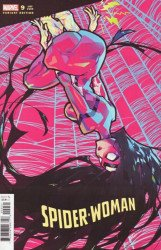 Marvel Comics's Spider-Woman Issue # 9c
