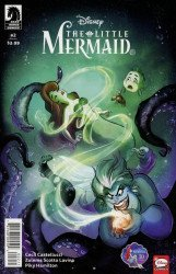 Dark Horse Comics's Disney: The Little Mermaid Issue # 2