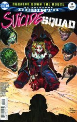 DC Comics's Suicide Squad Issue # 14