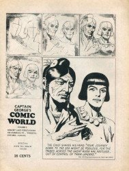 Memory Lane Publications's Captain George's Comic World Issue # 5