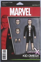 Marvel Comics's Generation X Issue # 2c