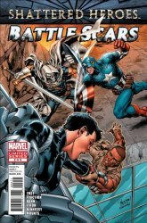 Marvel Comics's Battle Scars Issue # 2