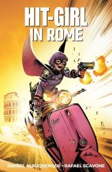 Image Comics's Hit-Girl TPB # 3