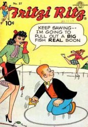 United Features Syndicate's Fritzi Ritz Issue # 27