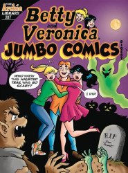 Archie Comics Group's Betty and Veronica: Double Digest Magazine (Jumbo Comics) Issue # 287