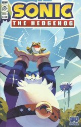 IDW Publishing's Sonic the Hedgehog Annual # 2020b