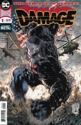 DC Comics's Damage Issue # 1