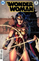 DC Comics's Wonder Woman Issue # 750i