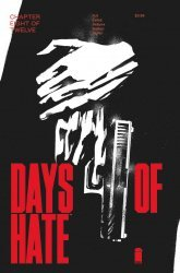 Image Comics's Days of Hate Issue # 8