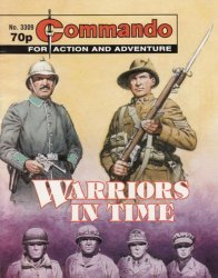 D.C. Thomson & Co.'s Commando: For Action and Adventure Issue # 3309