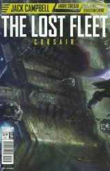 Titan Comics's The Lost Fleet: Corsair Issue # 4b