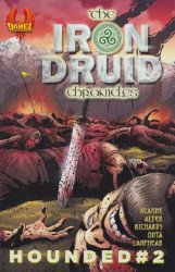 Dabel Brothers Productions's Iron Druid Chronicles: Hounded Issue # 2