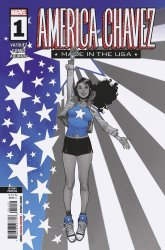 Marvel Comics's America Chavez: Made in the USA Issue # 1 - 2nd print