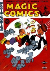 David McKay Publications's Magic Comics Issue # 40