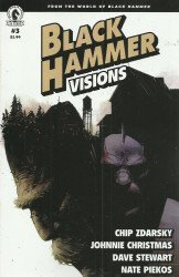Dark Horse Comics's Black Hammer: Visions Issue # 3c