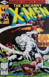 Marvel Comics's X-Men Issue # 140
