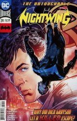 DC Comics's Nightwing Issue # 39
