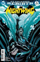 DC Comics's Nightwing Issue # 31b