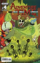 kaboom!'s Adventure Time Issue # 4e