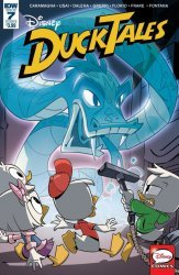IDW Publishing's DuckTales Issue # 7b