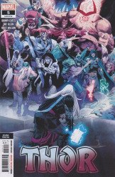 Marvel Comics's Thor Issue # 5-2nd print
