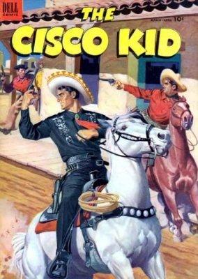 Dell Publishing Cos Cisco Kid Issue 14