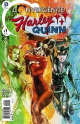 DC Comics's Convergence: Harley Quinn Issue # 1