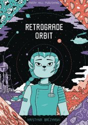 Avery Hill Publishing's Retrograde Orbit Soft Cover # 1