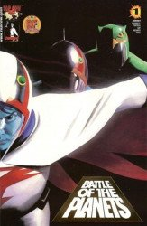 Top Cow's Battle of the Planets Issue # 1l