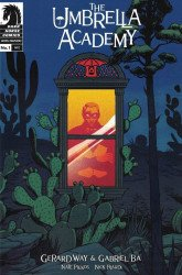 Dark Horse Comics's The Umbrella Academy: Hotel Oblivion Issue # 1ncc-a