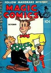 David McKay Publications's Magic Comics Issue # 99