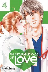 Viz Media's An Incurable Case Of Love Soft Cover # 4