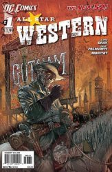 DC Comics's All-Star Western Issue # 1