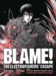 Vertical's Blame!: The Electrofishers' Escape Soft Cover # 1