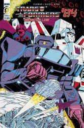 IDW Publishing's Transformers '84 Issue # 1b