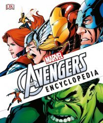DK Publishing's Marvel Encyclopedia: Avengers Hard Cover # 1
