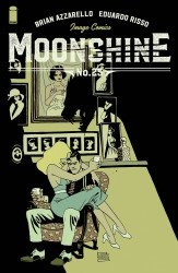 Image Comics's Moonshine Issue # 25