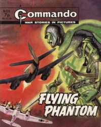 D.C. Thomson & Co.'s Commando: War Stories in Pictures Issue # 939