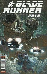 Titan Comics's Blade Runner 2019 Issue # 1c