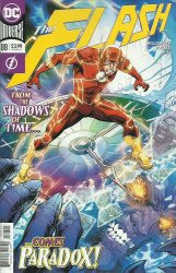DC Comics's The Flash Issue # 88