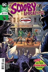 DC Comics's Scooby Apocalypse Issue # 33
