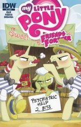 IDW Publishing's My Little Pony: Friends Forever Issue # 9